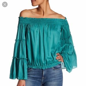 Free People Free Spirit blouse.